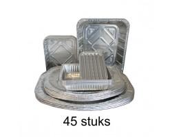 BBQ partypack - 45set