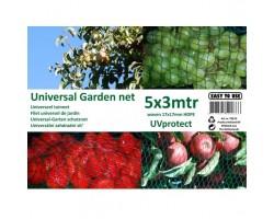 Tuinnet 5x3m UV-protect