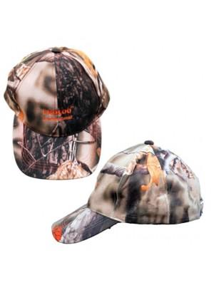 Pet camouflage bruin/oranje ProLoo