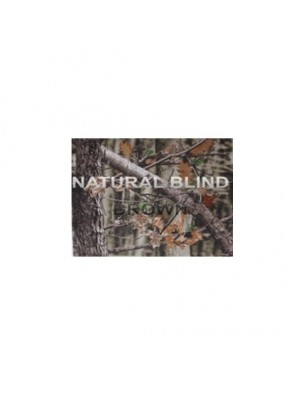 Camouflagenet clearview natural bruin op rol 1,5x25mtr.