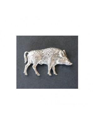 Pin wildzwijn 1